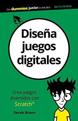 Diseña juegos digitales (Para Dummies)