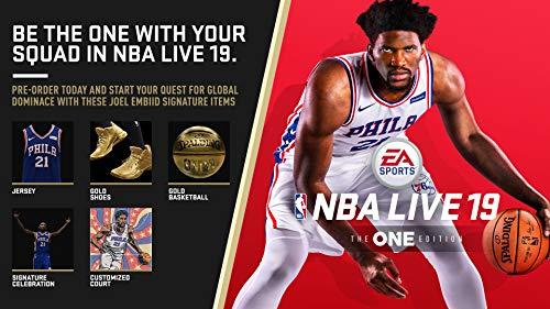 NBA Live 19 The ONE Edition  galerija