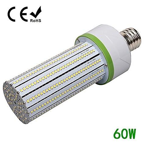 Dephen 60W LED Corn Bulb 500W Replacement Screw Base E40