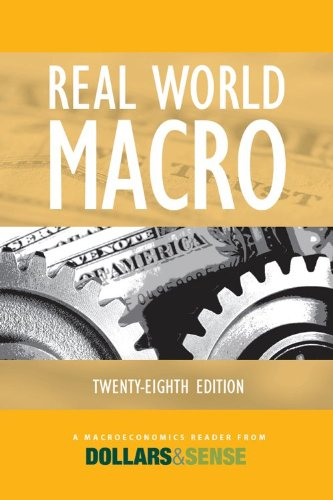 Title: Real World Macro A Macroeconomics Reader from Doll