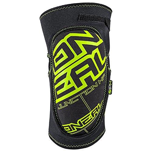 O\'Neal Junction HP Knie Protektor Schoner Neongelb Enduro Mountain Bike Fahrrad Downhill MTB DH, 0276-31, Größe M
