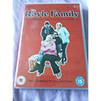 The Royle Family - The Golden Egg Cup / The New Sofa / The Queen of Sheeba DVD 3 Disc Set Christmas Special