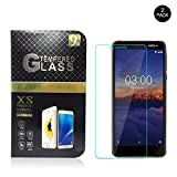 Nokia 5.1 protection d'écran, Verre Trempé pour Nokia 5.1, [Dureté 9H, anti-rayures] 2.5D Protection d'écran pour Nokia 5.1 [Lot de 2]
