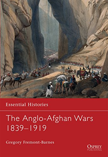 The Anglo-Afghan Wars 1839-1919 (Essential Histories, Band 40) -