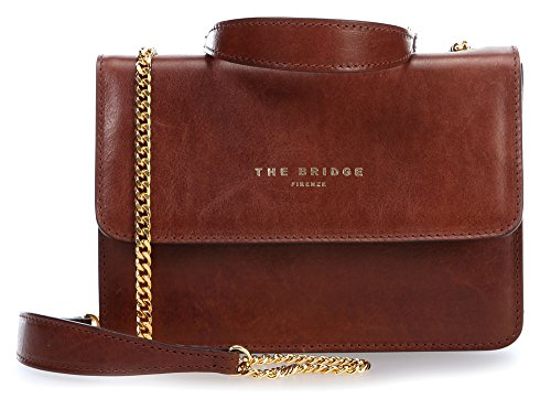 The Bridge Candy Borsa a mano pelle 20 cm braun, braun