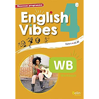 English Vibes 4ème workbook