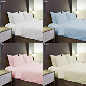 Luxury Thermal Flannelette Flat Sheets, 100% Brushed Cotton, All sizes Available