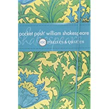 Pocket Posh William Shakespeare: 100 Puzzles and Quizzes
