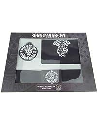 Sons Of Anarchy Coffret Cadeau - Ceinture / portefeuille / Porte- ClE