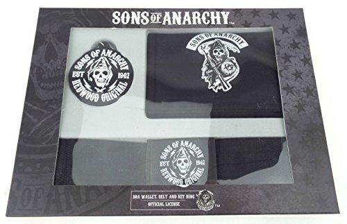 Sons of Anarchy , Portafogli  nero Black
