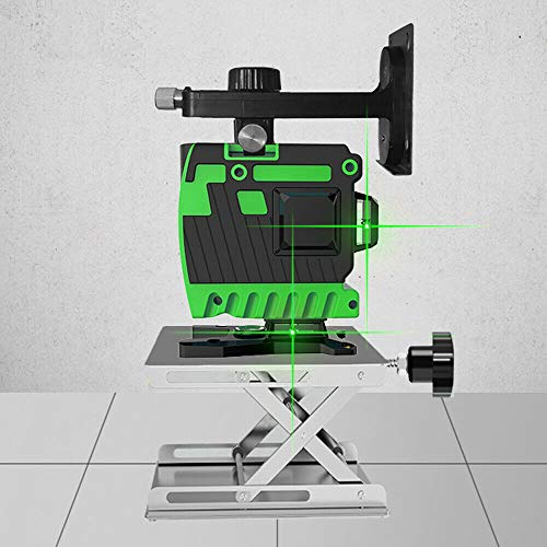 360° Green 12 Line Laser Level Self Leveling 3D 360° Rotary Cross Measure Tool -