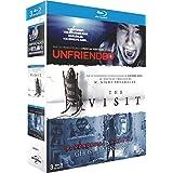 Coffret horreur: The Visit + Unfriended + Paranormal Activity 5 Ghost Dimension