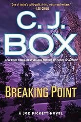 { BREAKING POINT (JOE PICKETT NOVEL #13) } By Box, C J ( Author ) [ Mar - 2013 ] [ Hardcover ]