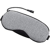 Haugenmaske Hitze Dampf Baumwolle Augenmaske-Temperaturkontrolle trockene müde Kompresse USB-Augenmaske Schlafbrille... preisvergleich bei billige-tabletten.eu