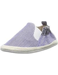 Robeez Summer Camp, Chaussures de Naissance Bébé Garçon
