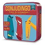Aritma - ConjuDingo CM1 CM2 - Jeux de Conjugaison, 9 ans