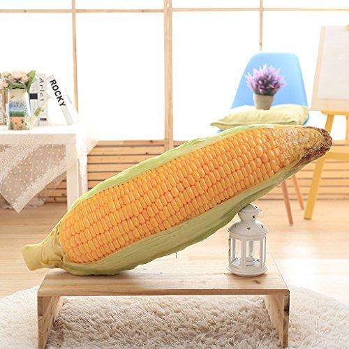 WYQLZ Simulation créative maïs oreiller oreiller amovible et lavable de personnalité de bureau de siege ( taille : 50 cm )