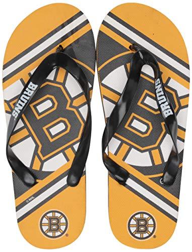 Boston Bruins 2013Unisex Big Logo Flip Flop
