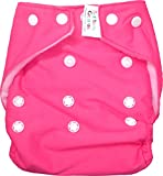 #6: Bottom Genius Re usable Pocket cloth diaper cover with 100% cotton highly absorbing 6 layer Insert