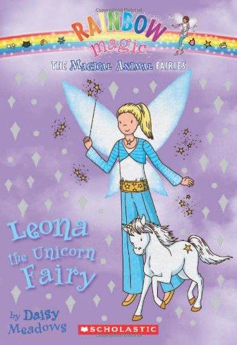 Leona the Unicorn Fairy (Rainbow Magic)