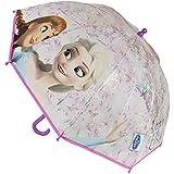 "Frozen 240000020845cm ""Disney Frozen Anna & Elsa Rosa Copo de Nieve"" Junior paraguas"