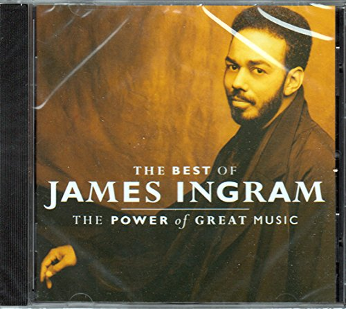Great Music incl. Duets (CD Album James Ingram, 12 Tracks)