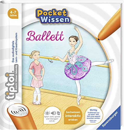 tiptoi® Ballett (tiptoi® Pocket ()