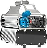 ARVEY A1 Solargenerator 1000W, tragbares modulares Stromsystem, 480Wh LFP Sicherheitsspeicher, hochreine Sinuswelle, 800W Eingangsleistung, Qualitätsfertigung
