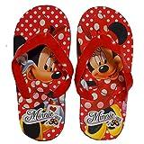 Minnie Infradito Bambina rosso 39877 immagine