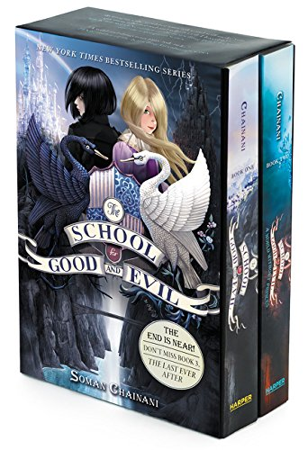The School for Good and Evil Box Set