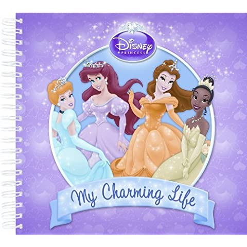 Disney Princess: My Charming Life Scrapbook Kit by Editors of Publications International Ltd. (2011-01-01) - Disney Scrapbook Kit