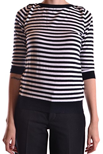 DOLCE E GABBANA Damen Mcbi099176o Weiss/Schwarz Baumwolle T-Shirt Dolce Und Gabbana, Weißes T-shirt