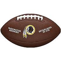 Wilson NFL Washington Redskins Full Size Composite Football by Wilson