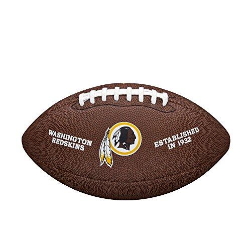 Wilson NFL Washington Redskins Full Size Composite Football
