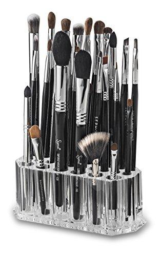 byAlegory acrylique maquillage pinceau organisateur | 26 espaces