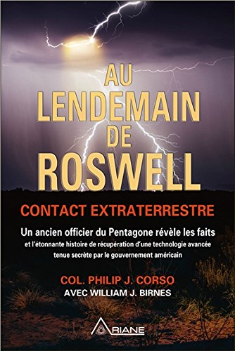 Au lendemain de Roswell : Contact extraterrestre par From Ariane Editions