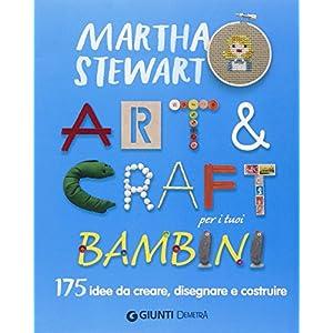 51gQHOXAV9L. SS300  - Art & craft per i tuoi bambini. 175 idee da creare, disegnare e costruire