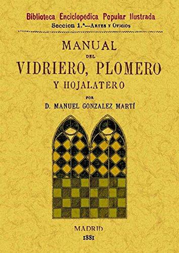 MANUAL DEL VIDRIERO