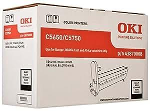 OKI C5650/5750 BLACK EP CART