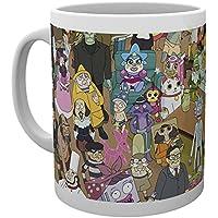 GB Eye LTD, Rick y Morty, Personajes, Taza