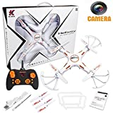 SuperToy 4CH 2.4G RC Remote Control Quadcopter Eversion Aircraft 2.0M Pixels Camera Toy