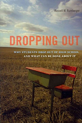 [(Dropping Out : Why Students Drop Out of High School and What Can be Done About it)] [By (author) Russell W. Rumberger] published on (October, 2011)