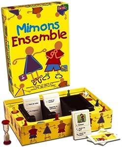 Tactic Mimons Ensemble Niños Juego de pensamiento lateral - Juego de tablero (Juego de pensamiento lateral, Niños, 20 min, Niño/niña, 5 año(s)