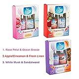 Pan Aroma Fragrance Oil For Oil Burners Pot Pourri - White Must & Sandalwood