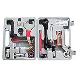 29-teilig Outdoor Fahrrad Werkzeug Reparatur Set Fahrrad Werkzeugkoffer Studio Tool Box