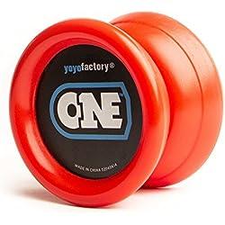 YoyoFactory ONE Yo-Yo - Rojo