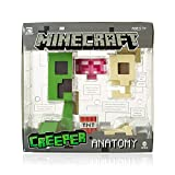 JINX Minecraft Creeper Anatomie Vinyl-Figur