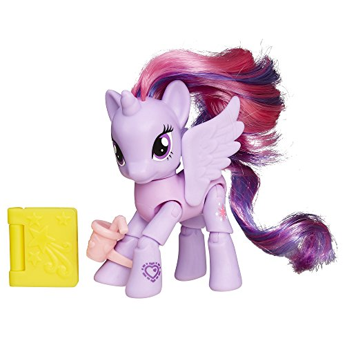 Hasbro B5681 - My Little Pony - Spielset - Bewegliches Pony - Prinzessin Twilight Sparkle [UK Import]