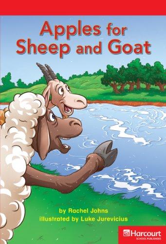 Apples for Sheep and Goat por Rachel Johns