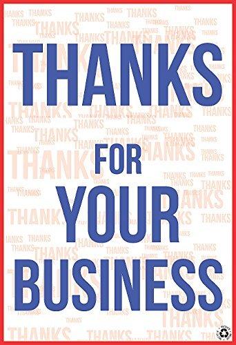 recycelbar dank für Ihre Business Öl Farbe Einweg Papier Bodenmatten kein Schmutz Foot Print für kommerzielle Business -